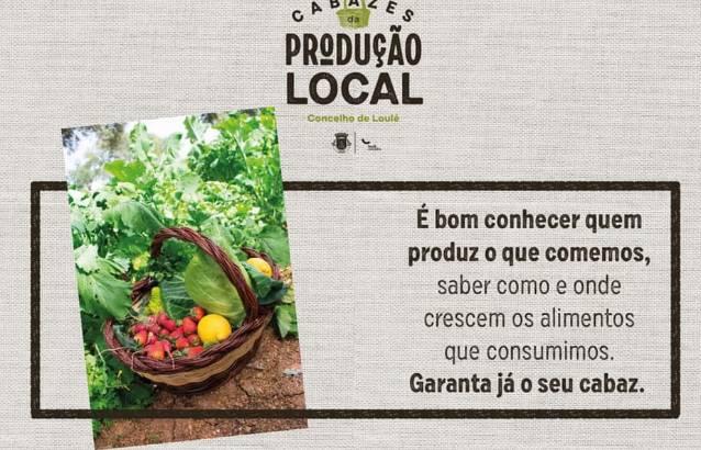 """Município de Loulé lança iniciativa """"Cabazes da Produção Local"""" com o apoio da In Loco"""