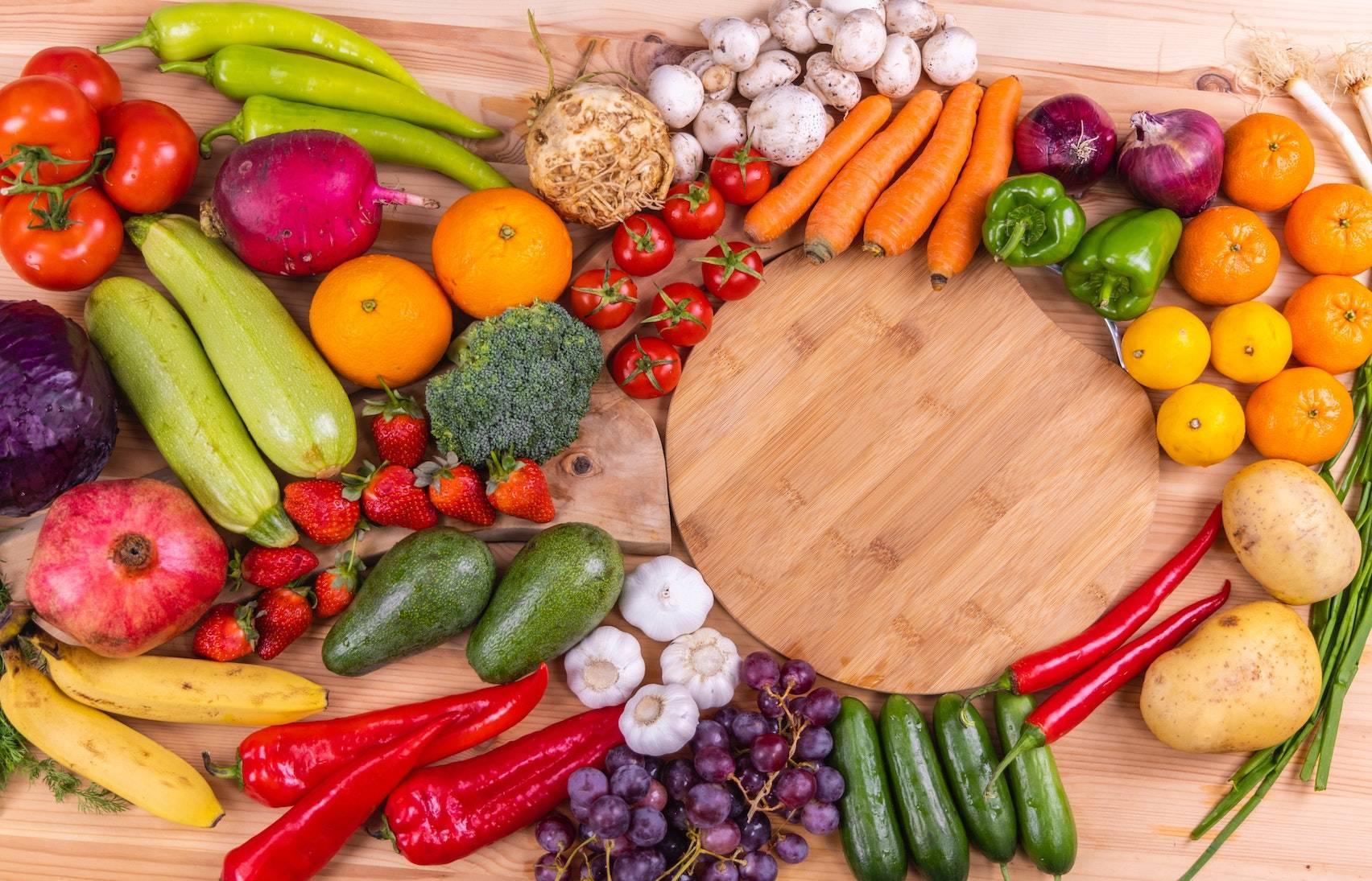 Fruta e Legumes, das melhores escolhas!