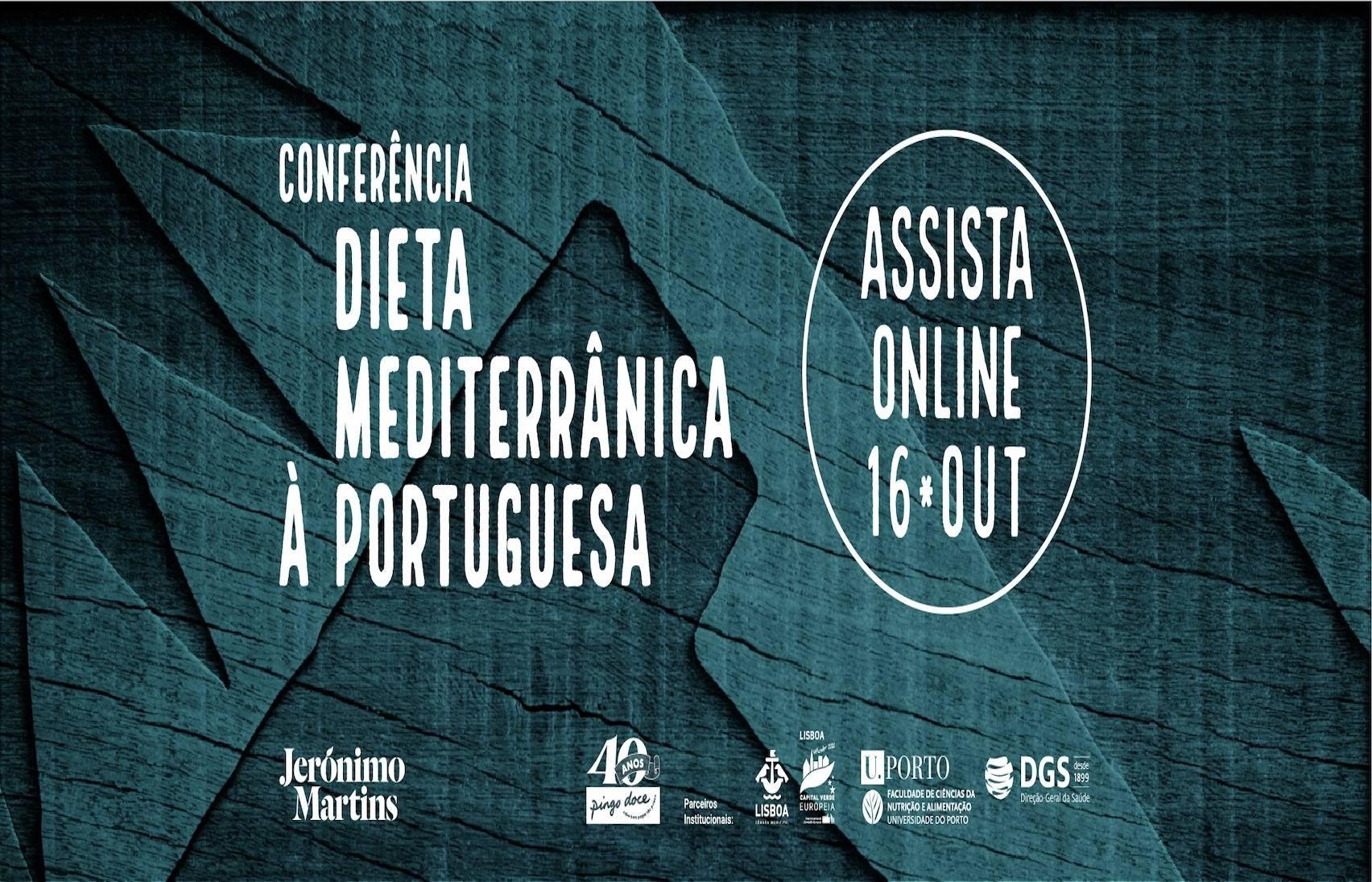 Conferência Dieta Mediterrânica à Portuguesa