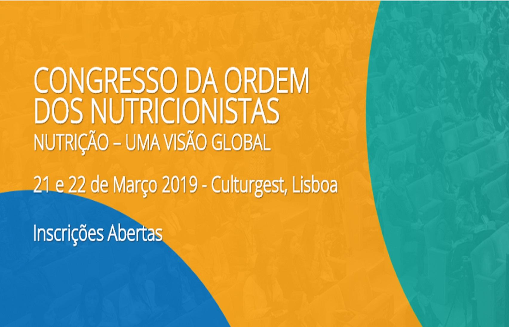 II Congresso da Ordem dos Nutricionistas