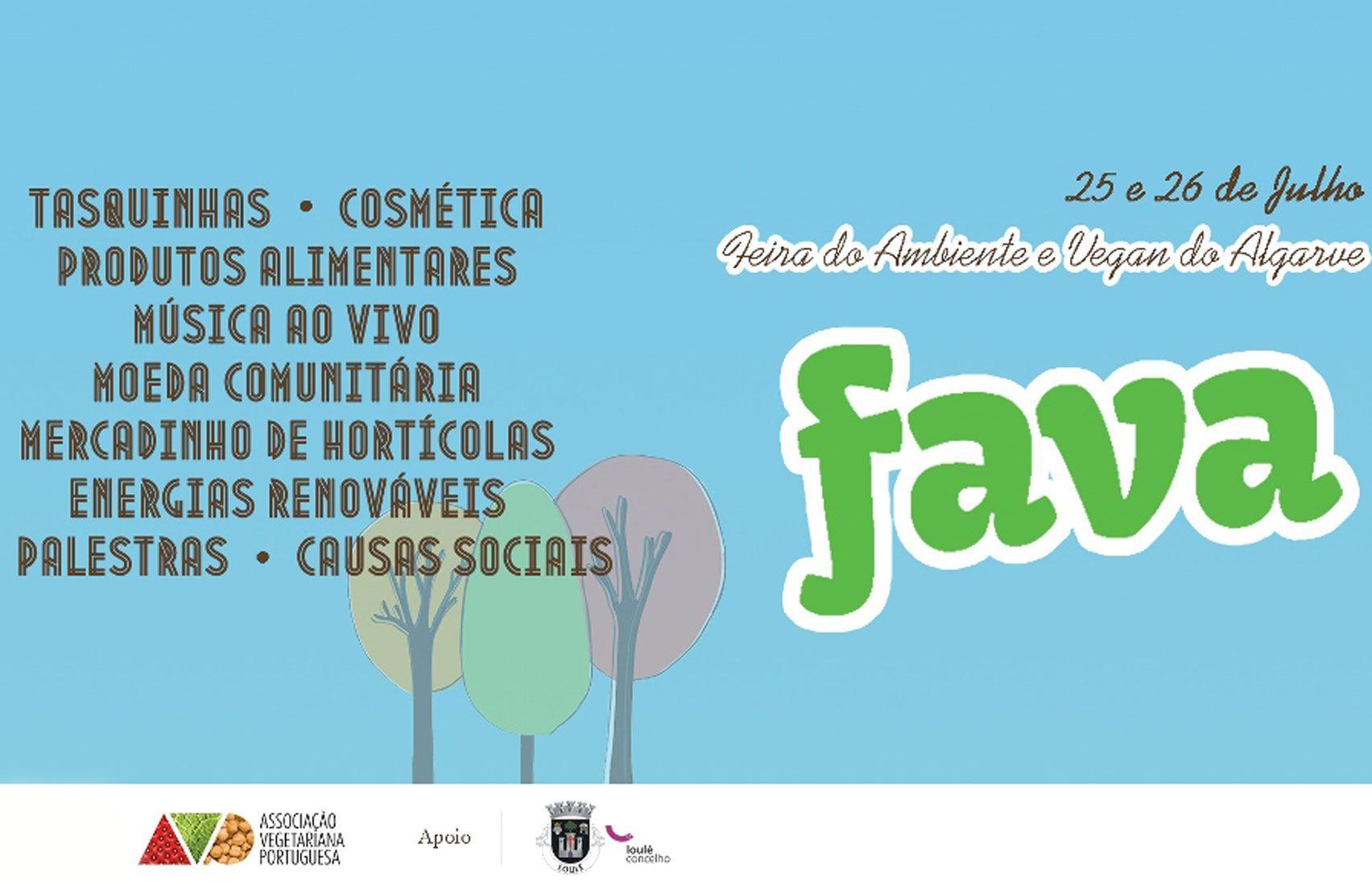 Feira Ambientalista e Vegan do Algarve (FAVA)