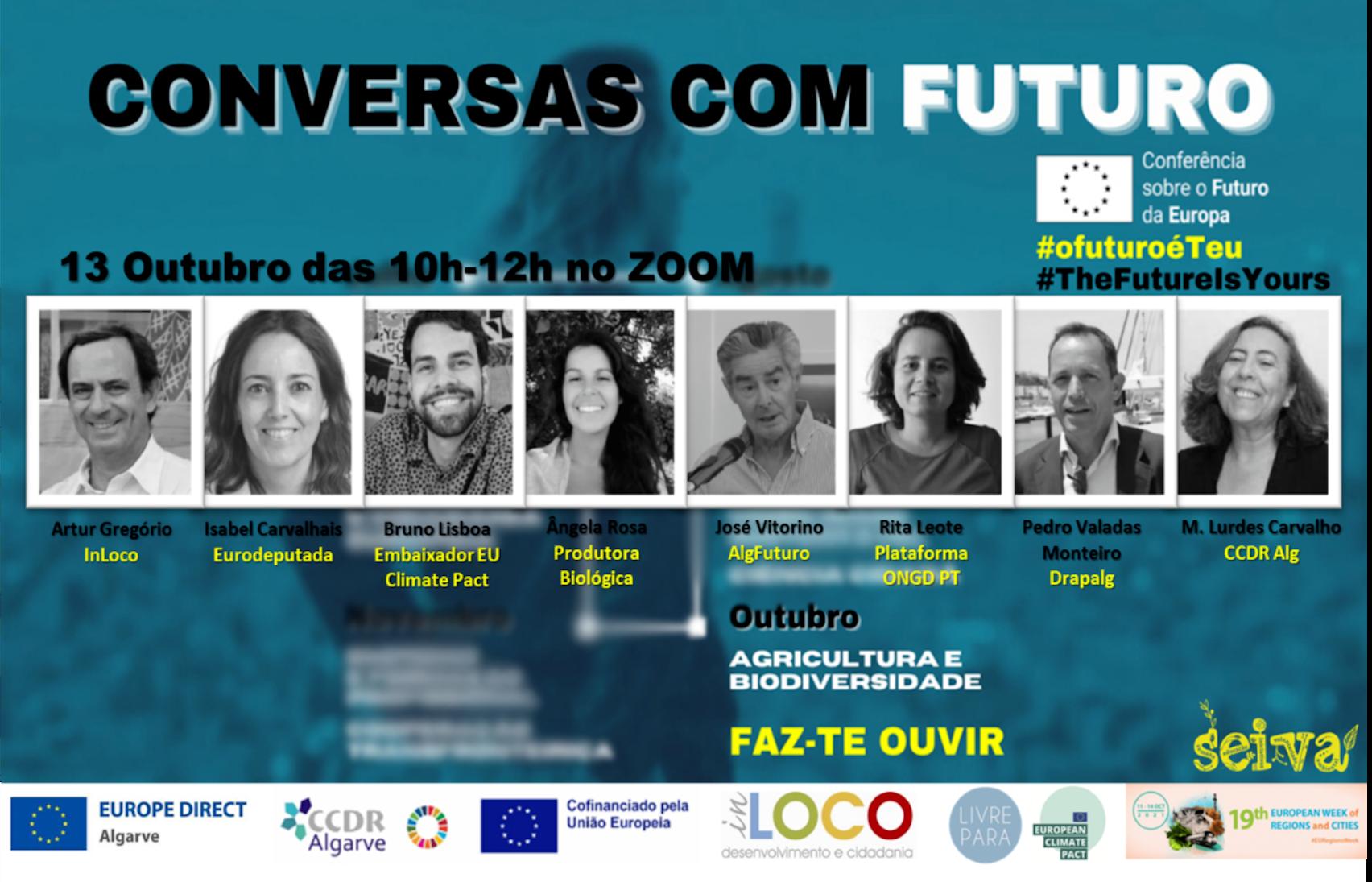 Conversas com Futuro - Agricultura e Biodiversidade