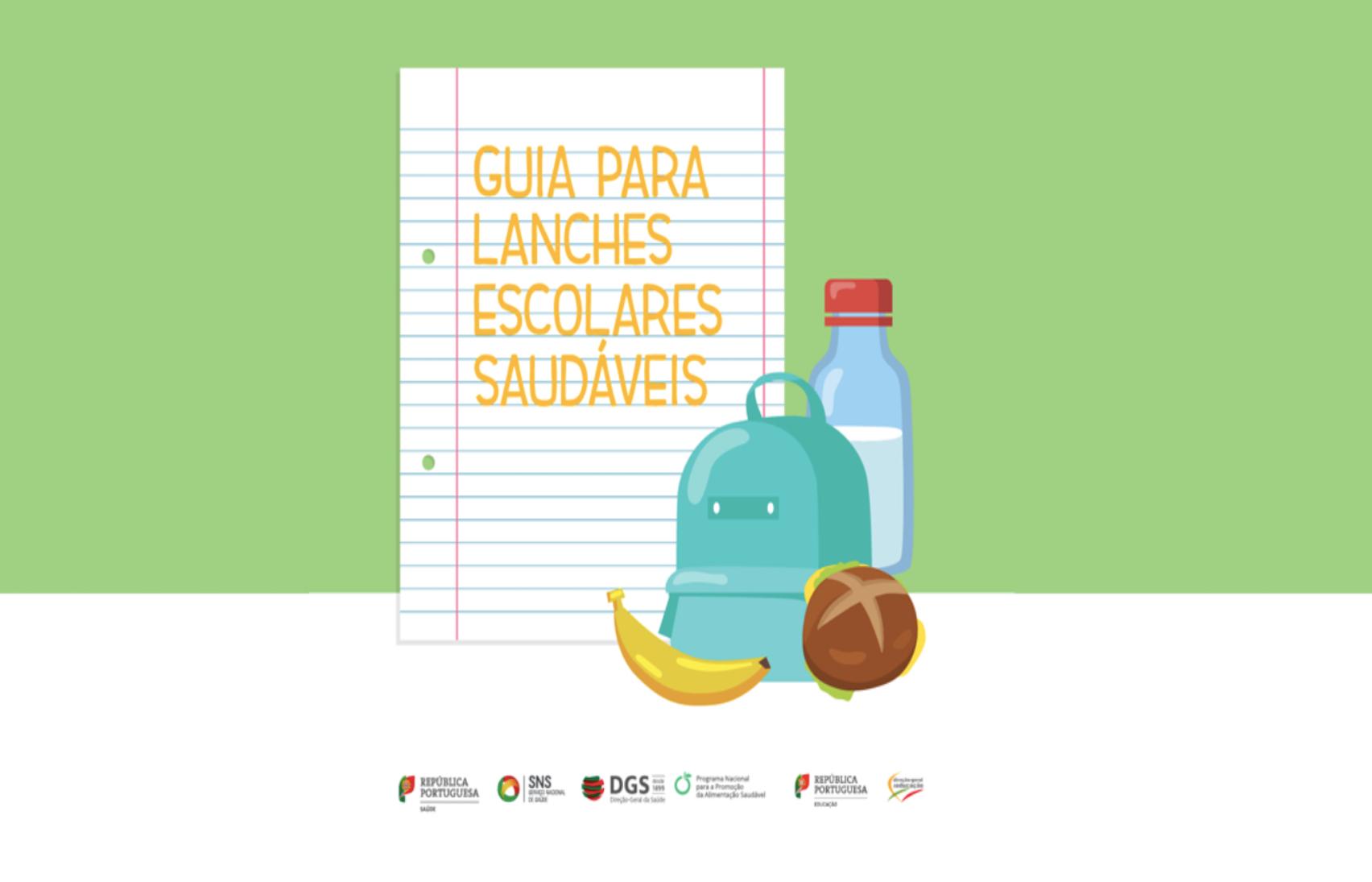 Guia para lanches escolares saudáveis | in Nutrimento