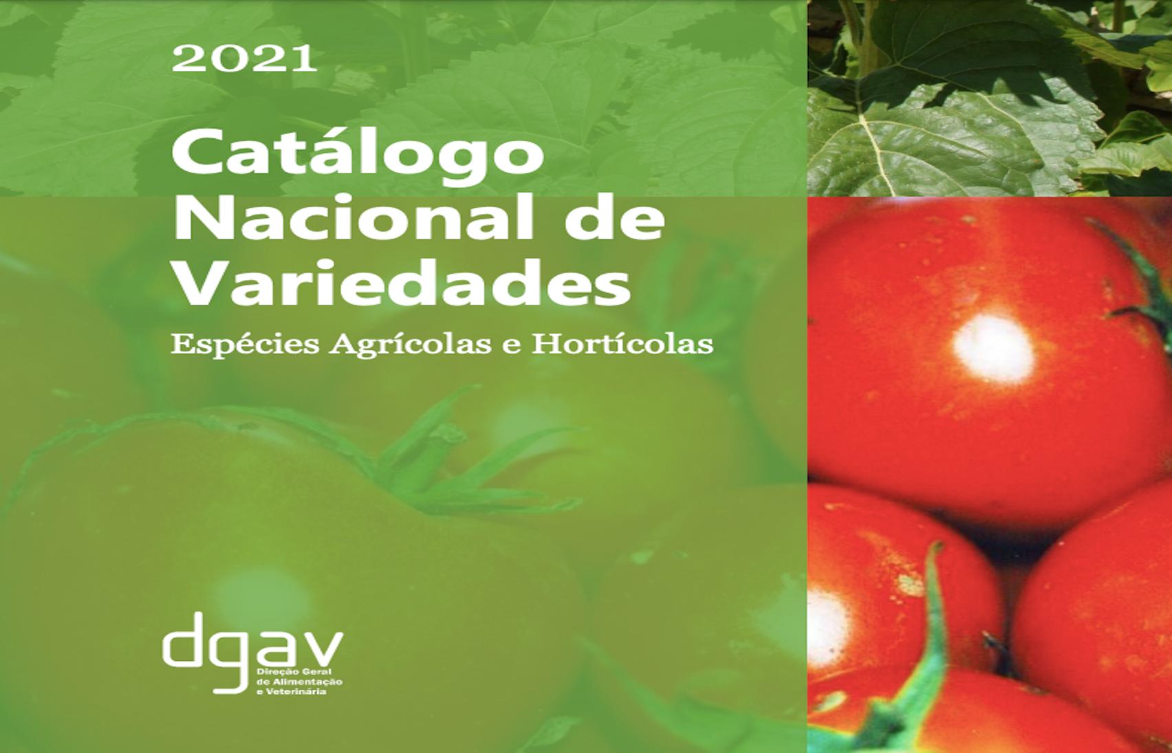 DGAV lança catálogo de espécies agrícolas e hortícolas
