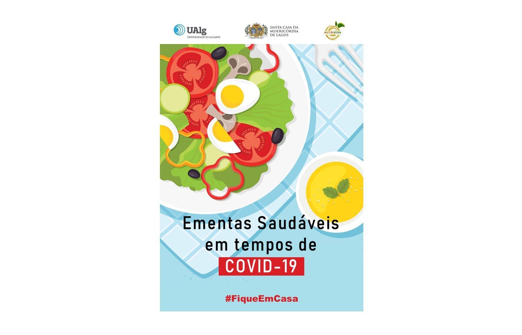 Curso de Dietética e Nutrição da UAlg lança ementa saudável para os tempos da Covid-19