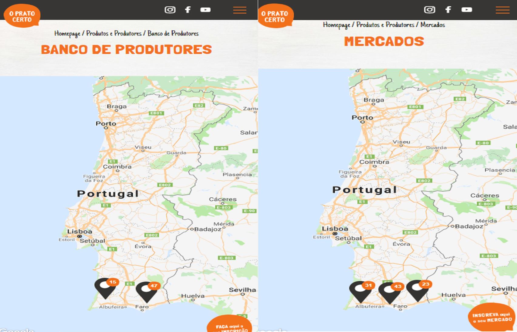 O Prato Certo já chega a todo o Portugal!