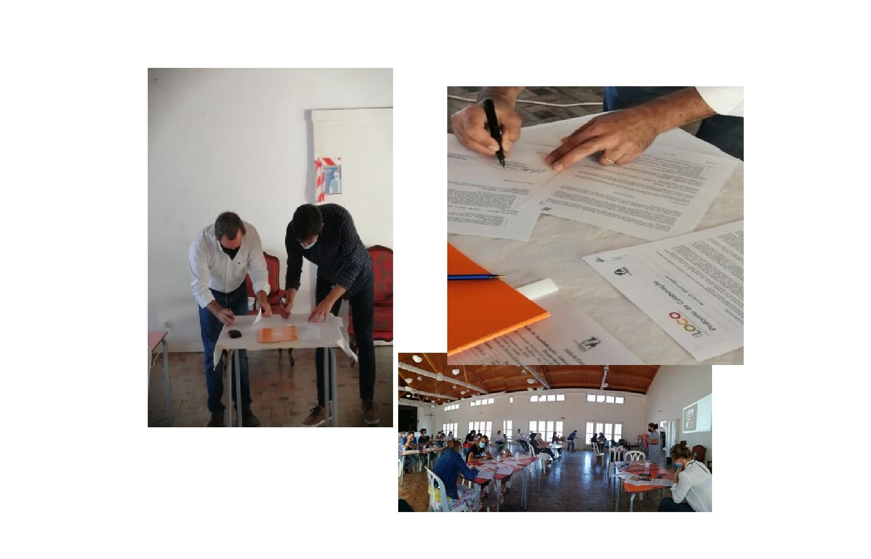 BACF-Algarve e a equipa do Prato Certo juntos na promoção da segurança alimentar e no combate ao Desperdício Alimentar